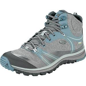 Keen Terradora WP Mid Shoes Damen stormy weather/wrought iron stormy weather/wrought iron