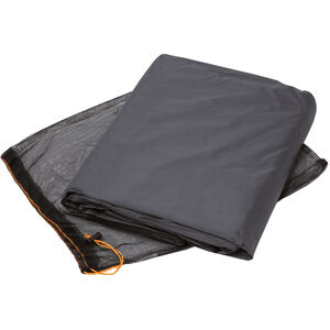 VAUDE Campo Compact 2P Floor Protector anthracite anthracite