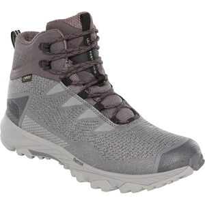 The North Face Ultra Fastpack III Mid GTX Woven Shoes Herren blackened pearl/meld grey blackened pearl/meld grey