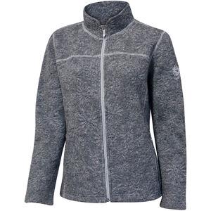 Ivanhoe of Sweden Fireworks Full-Zip Jacket Damen grey marl grey marl