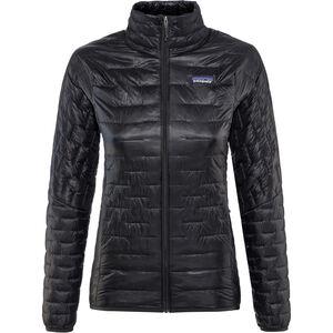 Patagonia Micro Puff Jacket Damen black black
