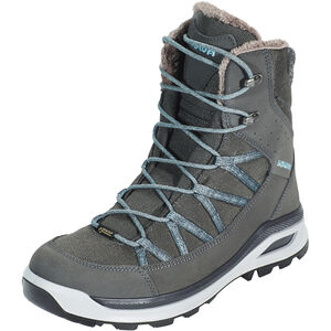 Lowa Montreal GTX Mid Cold Weather Boots Damen anthracite/bluegrey anthracite/bluegrey