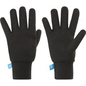 Odlo Originals Warm Gloves Kinder black black