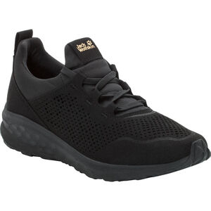 Jack Wolfskin Coogee Low Shoes Damen black black