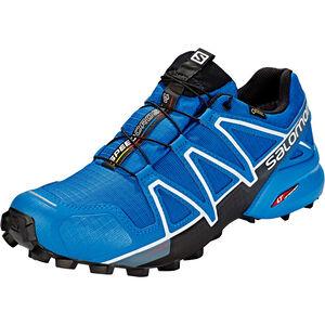 Salomon Speedcross 4 GTX Shoes Herren sky diver/indigo bunting/black sky diver/indigo bunting/black