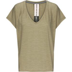 super.natural Jonser T-Shirt Damen bamboo melange bamboo melange