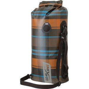 SealLine Discovery Dry Bag 20l olive plaid olive plaid