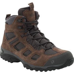 Jack Wolfskin Vojo Hike 2 Texapore Mid Shoes Herren dark wood dark wood