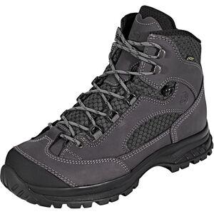 Hanwag Banks II Wide GTX Shoes Herren asphalt/black asphalt/black