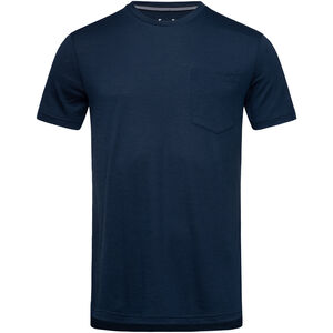 super.natural City T-Shirt Herren blue iris blue iris