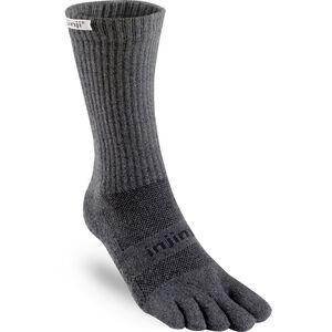 Injinji Trail Crew Xtralife Midweight Socks Herren granite granite