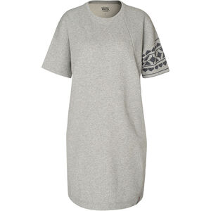 Varg Haväng Dress Damen grey grey