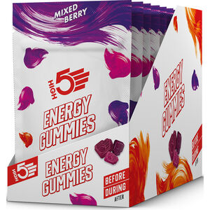 High5 Energy Kausnack 10x26g Mixed Berry