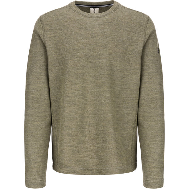 super.natural Stricksweater Herren bamboo 3D