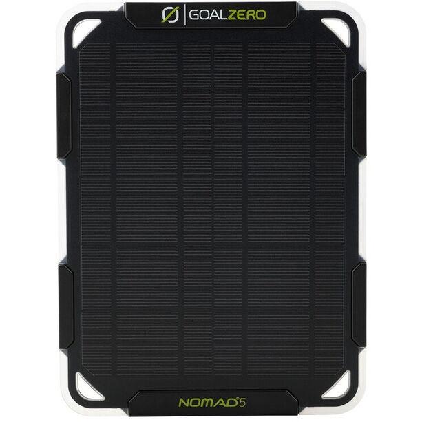 Goal Zero Nomad 5 Solarmodul black/green
