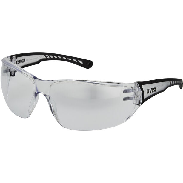 UVEX Sportstyle 204 Sportbrille clear/clear