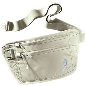 Deuter Security Money Belt I RFID Block sand sand