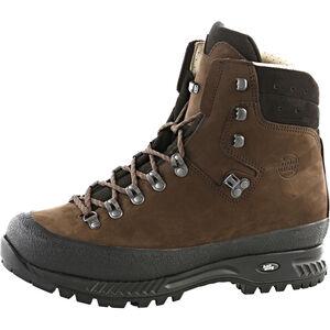 Hanwag Yukon Shoes Herren brown brown