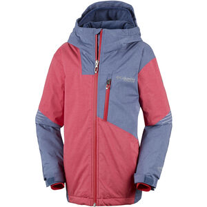 Columbia Rad To The Bone Ski Jacke Jugend dark mountain/red dark mountain/red