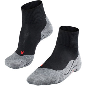 Falke TK5 Short Trekking Socken Damen black-mix black-mix