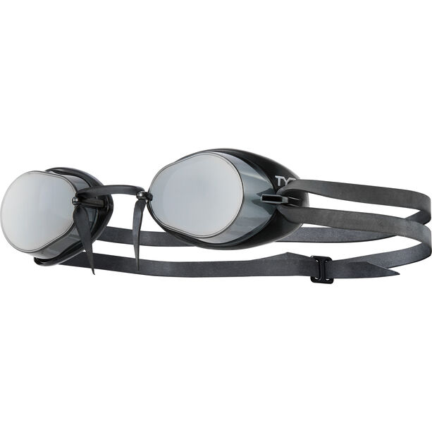 TYR Socket Rockets 2.0 Eclipse Goggles steel
