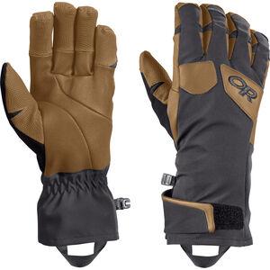 Outdoor Research Extravert Handschuhe Herren charcoal/natural charcoal/natural