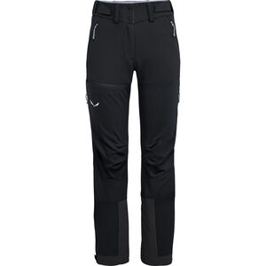 SALEWA Ortles 2 WS/DST Pants Damen black out black out
