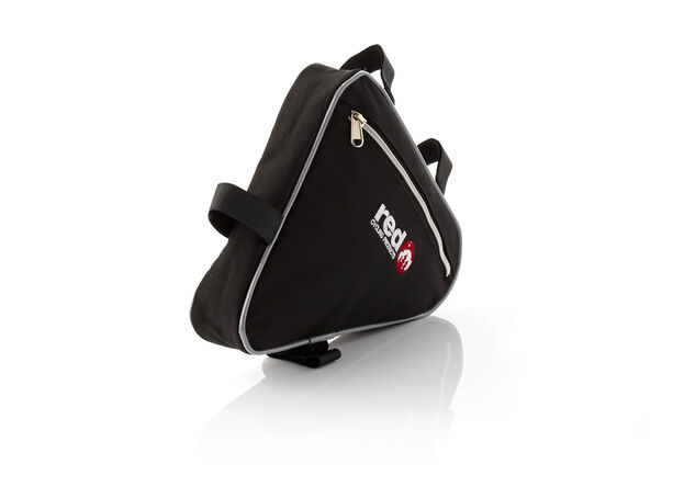 Red Cycling Products Triangle Bag schwarz