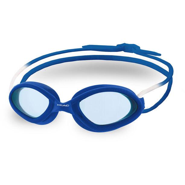 Head Superflex Mid Race Goggles lightblue-blue