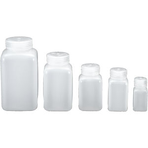 Nalgene Weithalsflaschen Quader