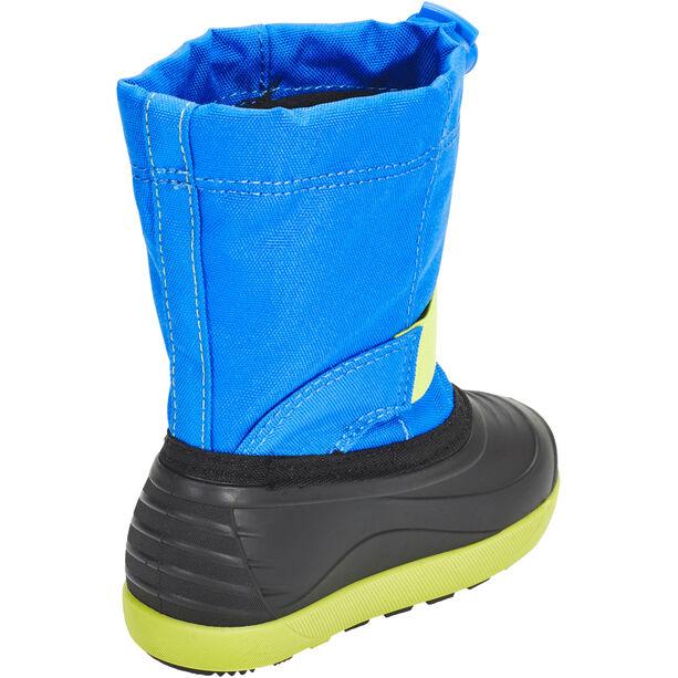Kamik Jet Schuhe Kinder blue lime