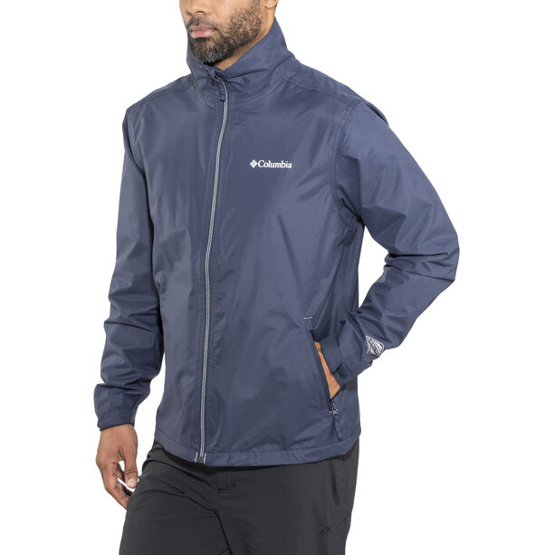 Columbia Bradley Peak Jacket Herren collegiate navy