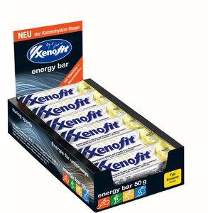Xenofit Kohlenhydrat Riegel Box 18x50g Banane
