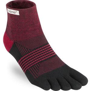 Injinji Trail Midweight Mini Crew Socks Damen ember ember