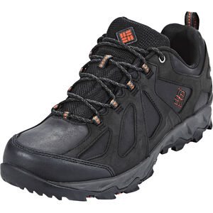Columbia Peakfreak XRCSN II Low Outdry Shoes Herren black/super sonic black/super sonic