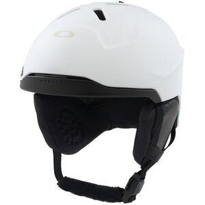 Oakley MOD3 Factory Pilot Snow Helmet white white