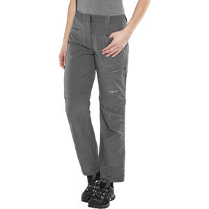 Meru Havelock Zip-Off Pants Damen forged iron forged iron