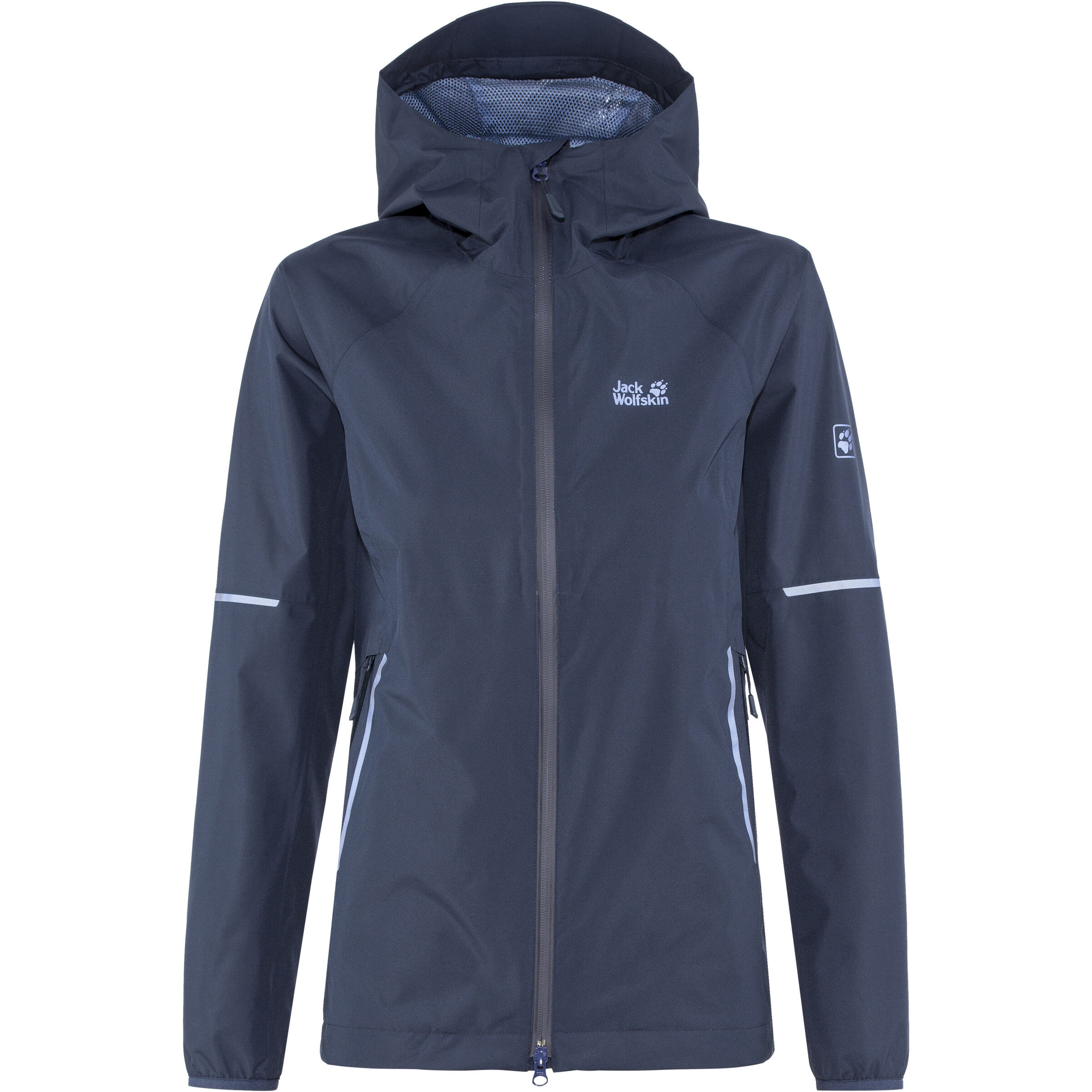 Midnight Jack Sierra Wolfskin Pass Jacket Damen Blue CxBoerQWdE
