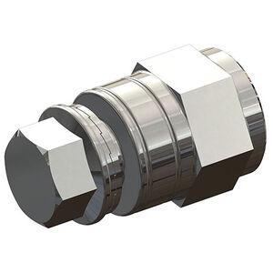 Croozer Achsmutteradapter FG 10,5 silber silber