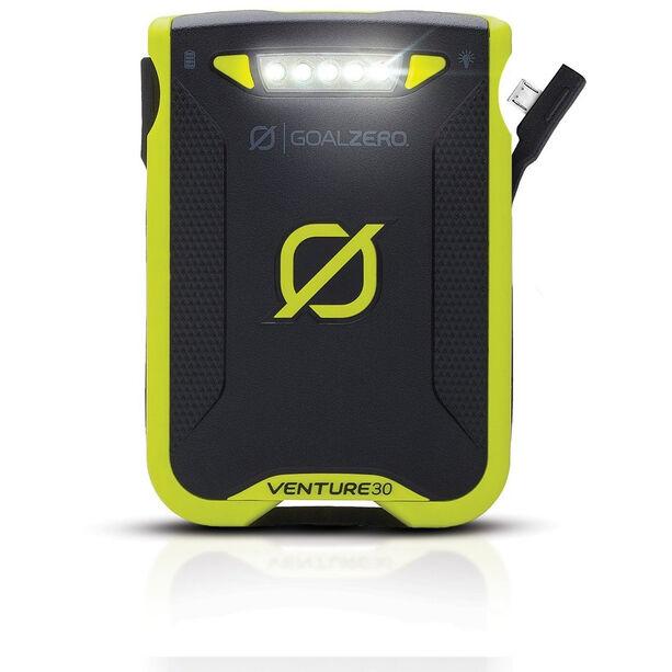 Goal Zero Venture 30 Solar Recharger black/green