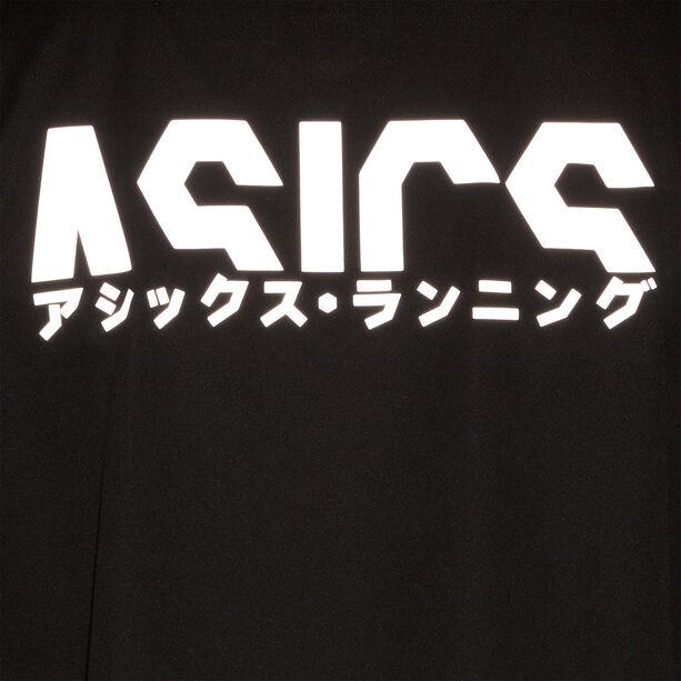 asics Katakana SS Top Women performance black