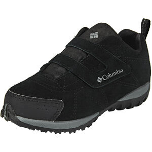 Columbia Venture Schuhe Kinder black/graphite black/graphite