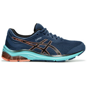 asics Gel-Pulse 11 G-TX Schuhe Damen mako blue/sun coral mako blue/sun coral