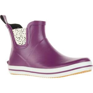 Kamik Sharonlo Rubber Boots Nite Rays Damen viola viola