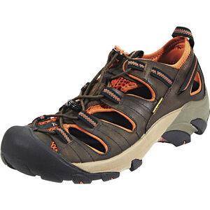 Keen Arroyo II Sandals Herren black olive/bombay brown black olive/bombay brown