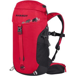 Mammut First Trion Backpack 18l Kinder black-inferno black-inferno