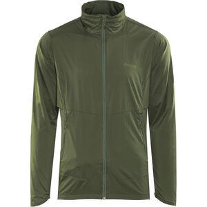 Bergans Fløyen Jacket Herren seaweed/khaki green