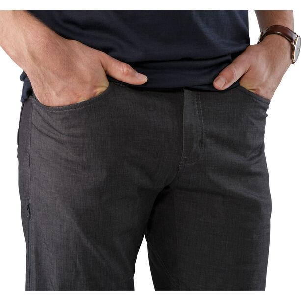 Arc'teryx A2B Commuter Pants Herren carbon fibre