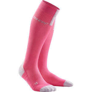 cep Run Socks 3.0 Damen rose/light grey rose/light grey