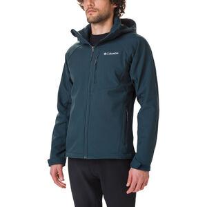 Columbia Cascade Ridge II Softshell Jacket Herren night shadow night shadow